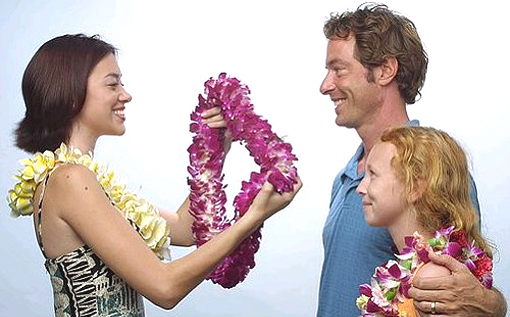 Traditional Lei Greeting - Maui